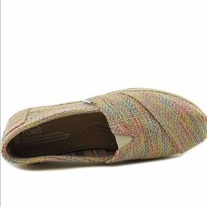Tom's Multi Colored Shoes